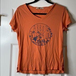 Abbot Main Graphic Tee Shirt